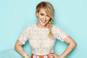 Hilary Duff Actress