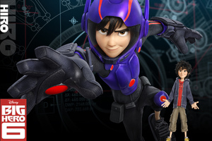 Hiro In Big Hero 6