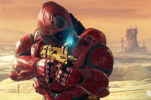 Hog Wild Halo 5 Guardians