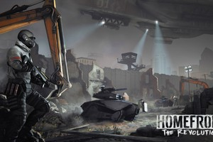 Homefront The Revolution 4K
