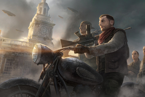 Homefront The Revolution Video Game 4k