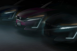 Honda Clarity Series Debut New York International Auto Show Wallpaper