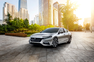 Honda Insight Prototype 2019 Wallpaper