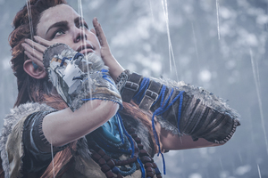 Horizon Zero Dawn PS4 Pro 2018