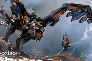 Horizon Zero Dawn Video Game