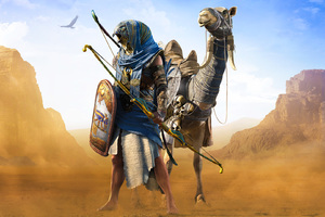 Horus Assassins Creed Origins