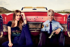 Hot Pursuit Wallpaper