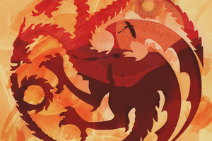 House Targaryen Wallpaper