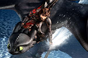 How To Train Your Dragon The Hidden World 2018