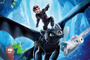 How To Train Your Dragon The Hidden World 5k Wallpaper