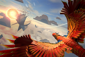 How We Soar Penny Black Studios 4k Game Wallpaper
