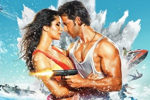 Hrithik Roshan and Katrina Kaif In Big Bang