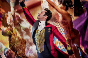 Hugh Jackman In The Greatest Showman Wallpaper