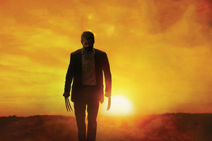 Hugh Jackman Logan 4k Wallpaper