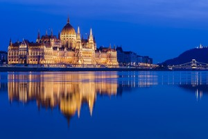 Hungarian Parliament Building 2
