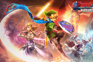 HYRULE WARRIORS NINTENDO