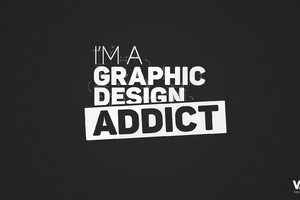 I Am A Graphic Design Addict