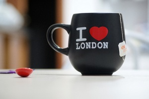 I Love London Wallpaper