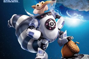 Ice Age 5 Animated Movie 2016 Wallpaper