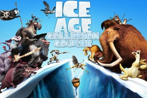 Ice Age 5 Collision Course Wallpaper