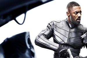 Idris Elba As Brixton In Hobbs And Shaw 4K