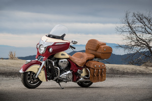 Indian Roadmaster Classic Wallpaper