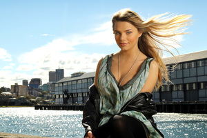 Indiana Evans 4k Wallpaper