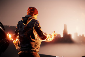 Infamous Second Son And First Light 2016