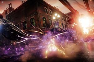 Infamous Second Son And First Light