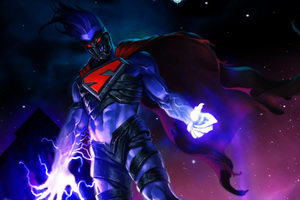 Infinite Crisis Nightmare Superman