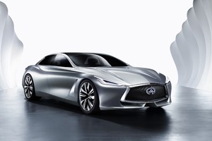 Infiniti Q80 Inspiration Concept Wallpaper