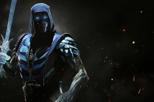 Injustice 2 Sub Zero Wallpaper