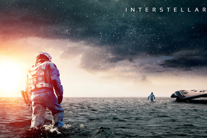 Interstellar Movie HD