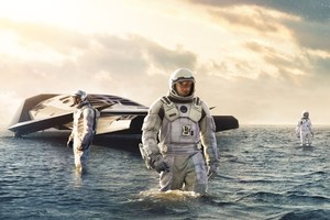 Interstellar Movie Wide