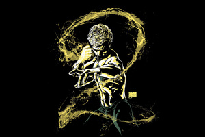 Iron Fist Season 2 5k Art Wallpaper
