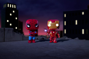 Iron Man And Spiderman Spellbound Animated Movie