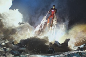 Iron Man Concept Art Marvel Wallpaper
