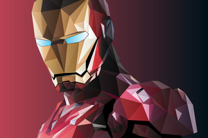 Iron Man Facets