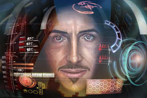 Iron Man Hud Inside