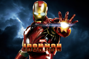 Iron Man Marvel 5k