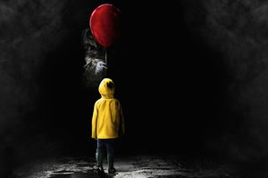 It 2017 Movie 4k Wallpaper