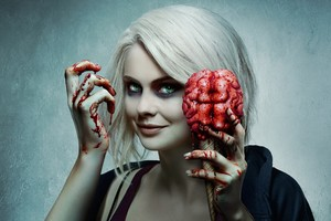 iZombie Season 2 Wallpaper