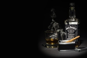 Jack Daniels Whiskey Wallpaper