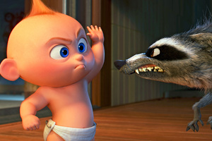 Jack Jack Parr In The Incredibles 2