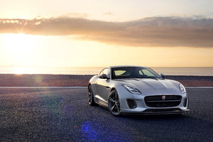 Jaguar F Type 2018