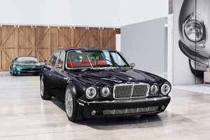 Jaguar XJ6 By Jaguar Land Rover Classic Front Look