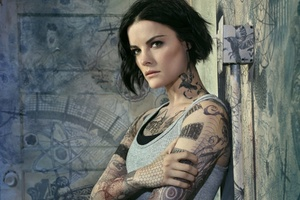Jaimie Alexander In Blindspot Season 2 Wallpaper