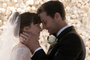 Jamie Dornan And Dakota Johnson Fifty Shades Freed 2018 5k Wallpaper