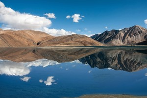 Jammu Kashmir Pangong Lake Wallpaper