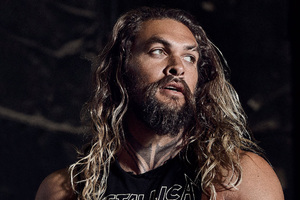 Jason Momoa Mens Health 2017 Photoshoot
